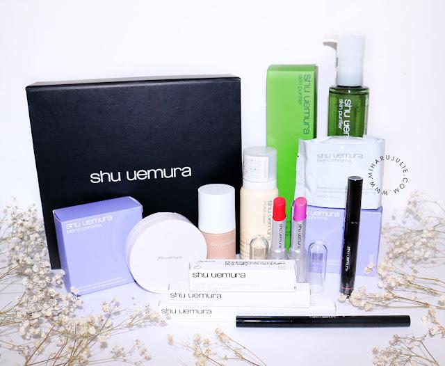 GIVEAWAY SHU UEMURA Petal Skin Foundation