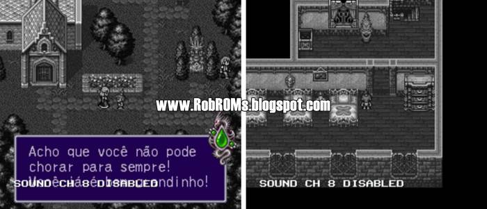 Breath Of Fire ROM - GBA Game Download