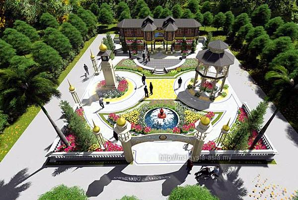 Perak Royal Garden 2018