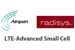 Radisys and Airspan Develop LTE-Advanced Small Cell ~ Converge