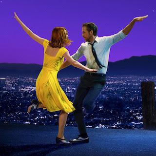 La La Land, Gosling and Stone Dance Across the City
