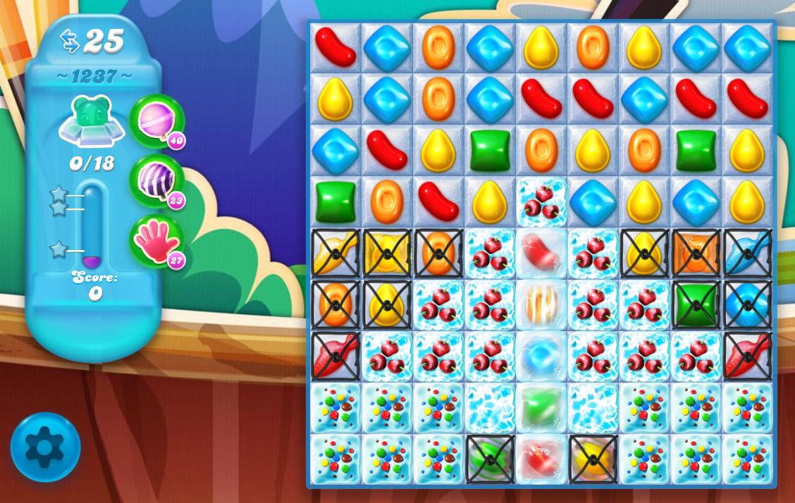 Candy Crush Soda Saga level 1237