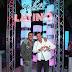 """Romeo Santos se encuentra con su figura de cera """"Imitadora"""" en Madame Tussauds New York en la inauguración de la experiencia Sabor Latino"""