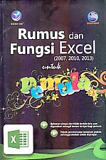 BUKU RUMUS FUNGSI EXCEL (2007, 2010, 2013)