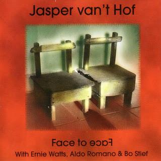 Jasper Van't Hof - 1994 - Face To Face