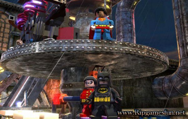 lego batman 2 pc free  full version