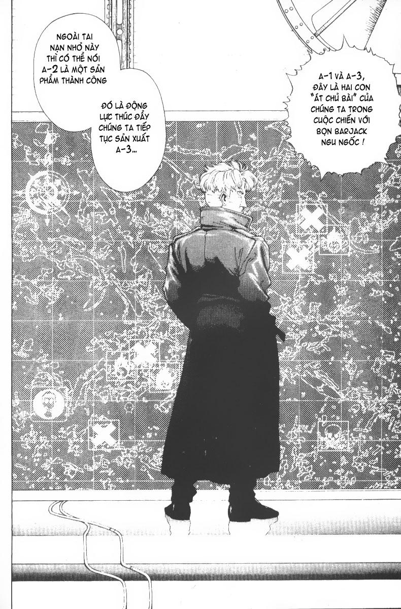 Battle Angel Alita chapter 44 trang 40