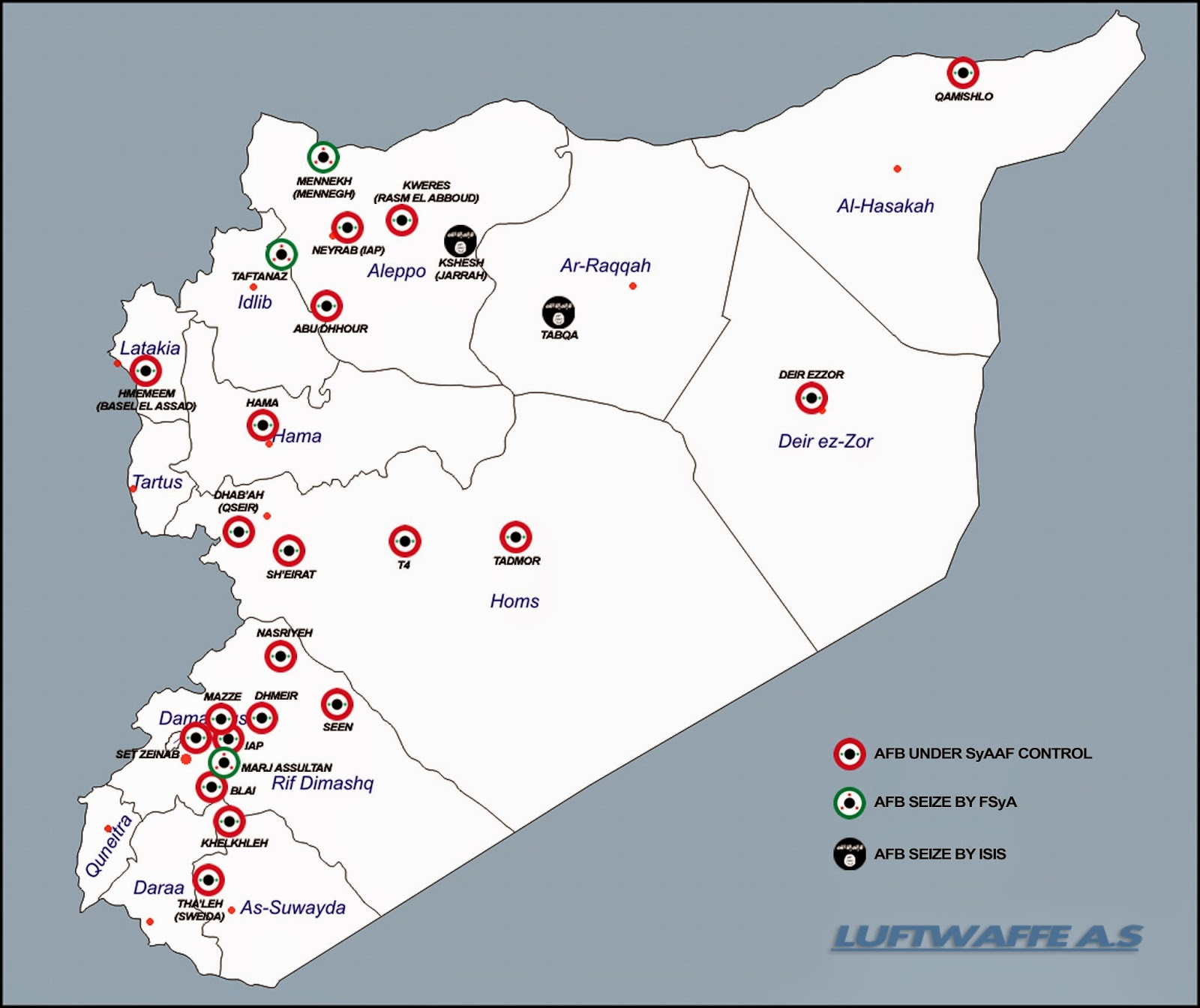 Syria In 2015 Archive Small Wars Council