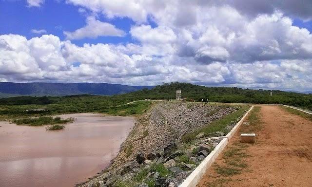 Nível de seca extrema no Ceará diminui quase 90%