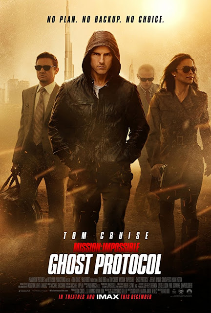 poster Mission Impossible - Ghost Protocol 2011 Full Movie Download 720p