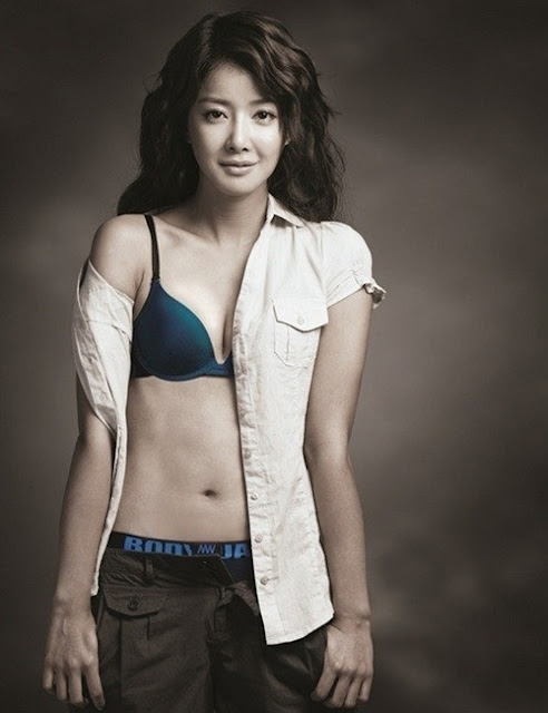 Korean actress nude picture — pic 3