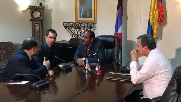 Venezuela dona un millón de dólares para Antigua y Barbuda