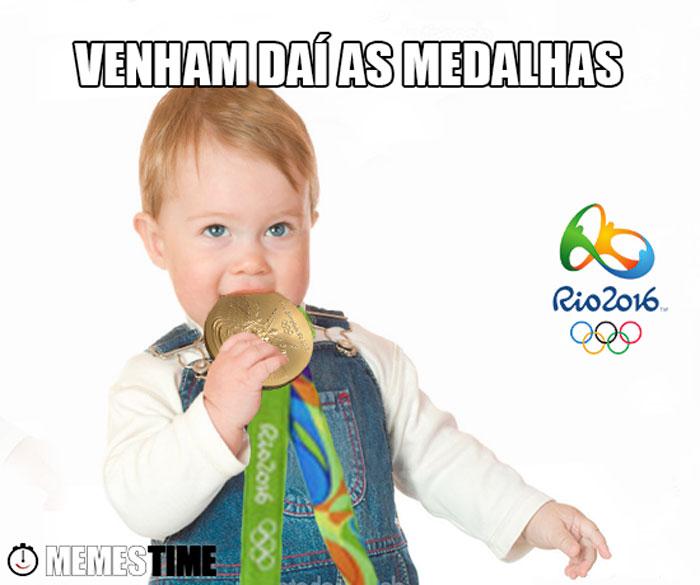 Memes Time Nelson Évora e Fernando Pimenta no Rio 2016 – Venham daí as Medalhas