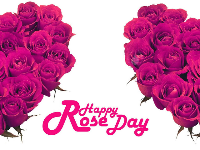 Rose Day 2018 SMS - Top 10 Messages, Rose Day 2018 Wishes & Greetings