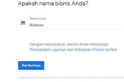 Cara menampilkan google map disamping sitelink website