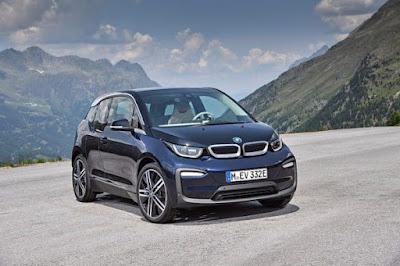 Quel sera le prix de la BMW I3 2018?