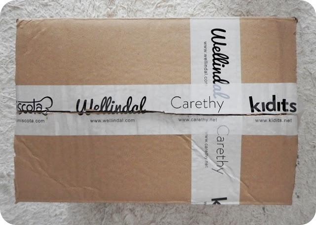 carethy paquete