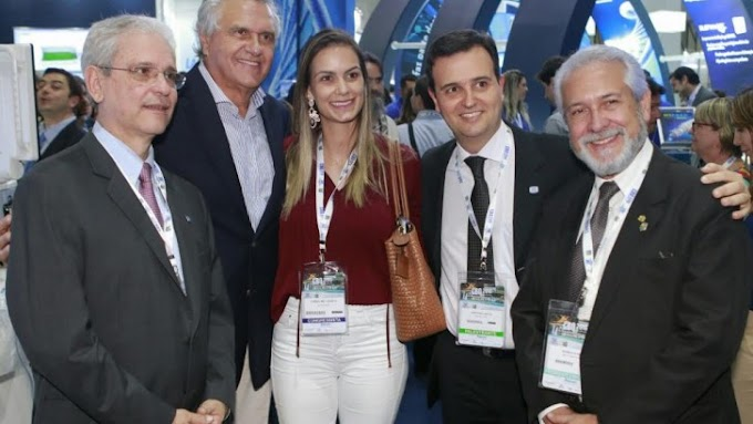 Caiado defende no Congresso de Oftalmologia uma maior participação dos médicos na política