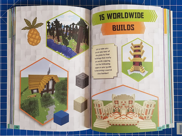 Ultimate Minecraft Master Builder world builds
