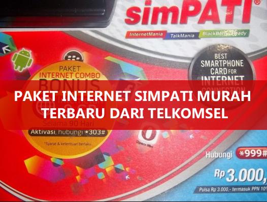 Cara Daftar Paket Internet 4G Simpati Termurah