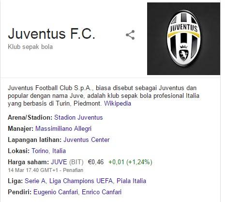 26 Fakta Tentang Juventus Yang Menjadi Trending Topik Hari Ini