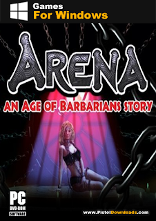 Download ARENA an Age of Barbarians story PC