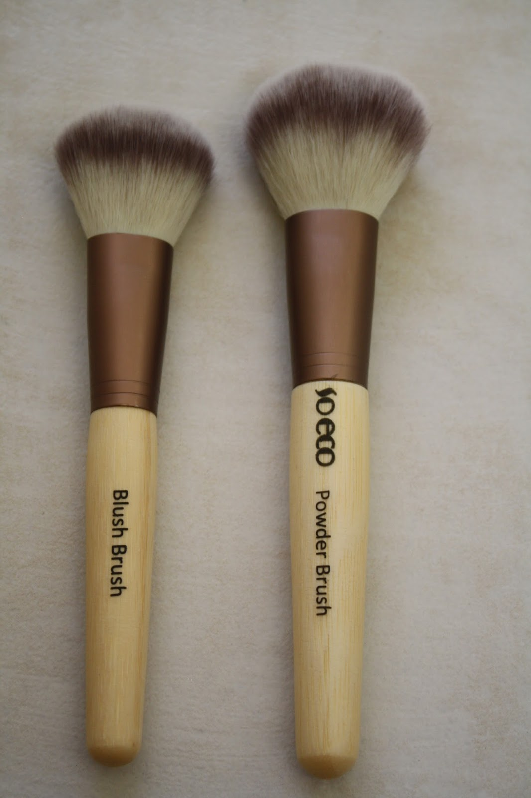 Makeup Brushes Sponge Collection: Ladybirdandlola: So Eco Makeup Brushes