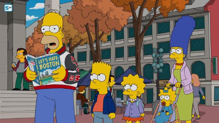 The Simpsons - Episode 28.01 - Monty Burns' Fleeing Circus - Promotional Photos & Press Release