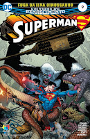 DC Renascimento: Superman #9
