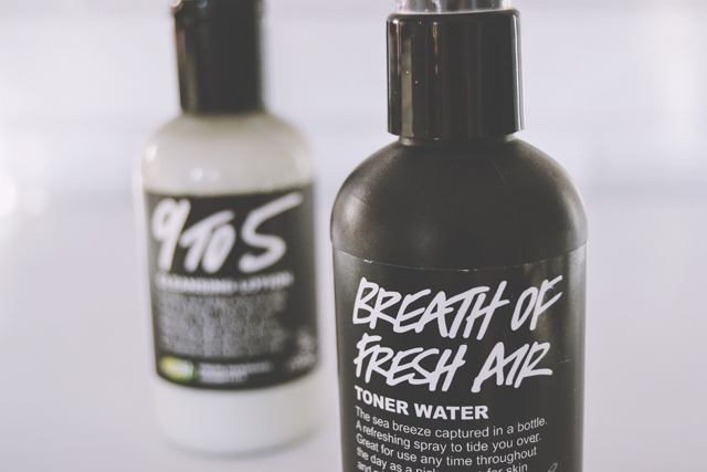 Lush Breath of Fresh Air Toner Review
