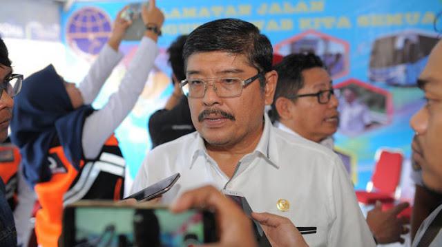 Wakil Ketua Komisi V DPR RI Ibnu Munzir