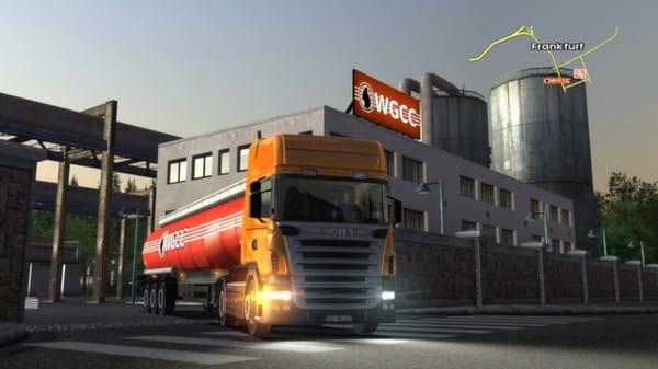 تحميل لعبة قيادة الشاحنة للكمبيوتر برابط مباشر