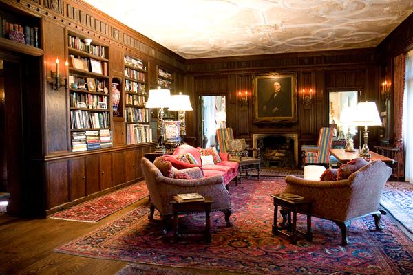 Hooked On Tudor Salvatore Mansion Glenridge Hall