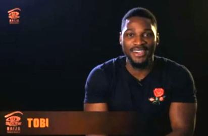 #BBNaija: Tobi becomes first Head of House