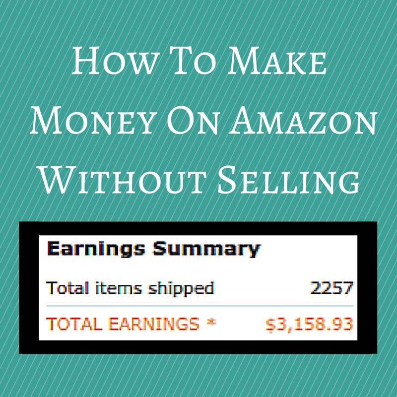 The methodical teen how to make money on amazon without for What to make and sell to make money