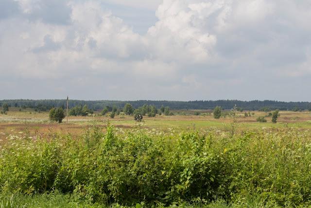 Смоленская деревня
