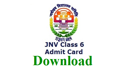 Navodaya 6th Class Entrance Exam Hall Tickets / Admit Cards Download  Navodaya Entrance Exam Date JNVST Selection Test Admit Cards 6th Class Entrance Exam Hall Tickets 2019 Download. Navodaya Vidyalaya Samithi Selection Test 2019 Admit Cards JNV Admission Test 2019 Admit Cards Download here  nvs-jnvst-2019-navodaya-6th-class-selection-entrance-exam-Hall-tickets-admit-cards-Download