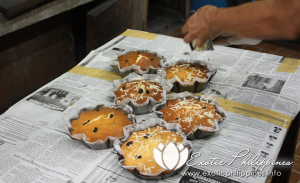 Chitang's Torta de Argao the Making