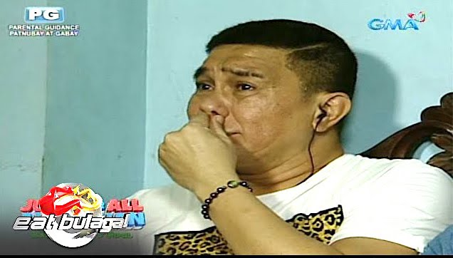 Jose Manalo sadden by his long lost friend's death