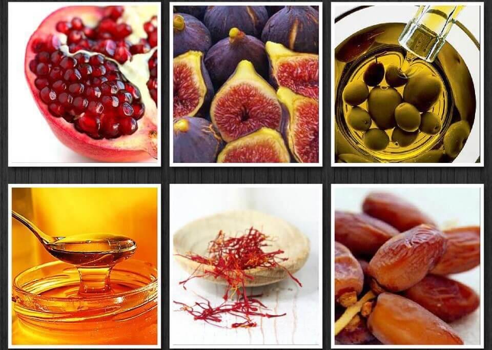 5 Makanan Sunnah