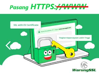 Penyedia SSL HTTPS