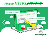 Pasang HTTPS: Penyedia SSL Certificate Terbaik di Indonesia
