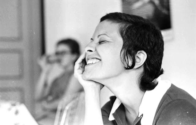 A cantora Elis Regina, em foto de 1968 (Foto: Arquivo / EBC)
