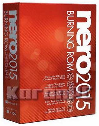 Nero Burning ROM 2015 16.0.02200 + Free