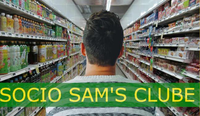 Sócio Sam's Clube
