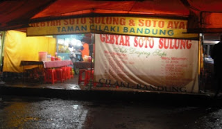 Gebyar Soto Sulung, Cilaki
