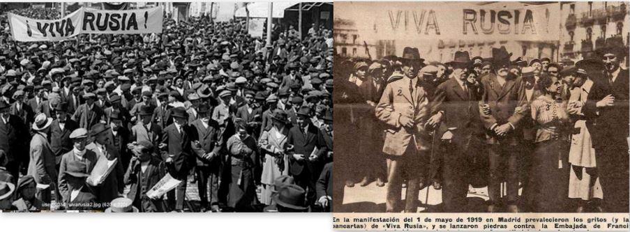 Aprobada por unanimidad la ley que anula las condenas franquistas - Página 6 Collage%2Bvivasrusia