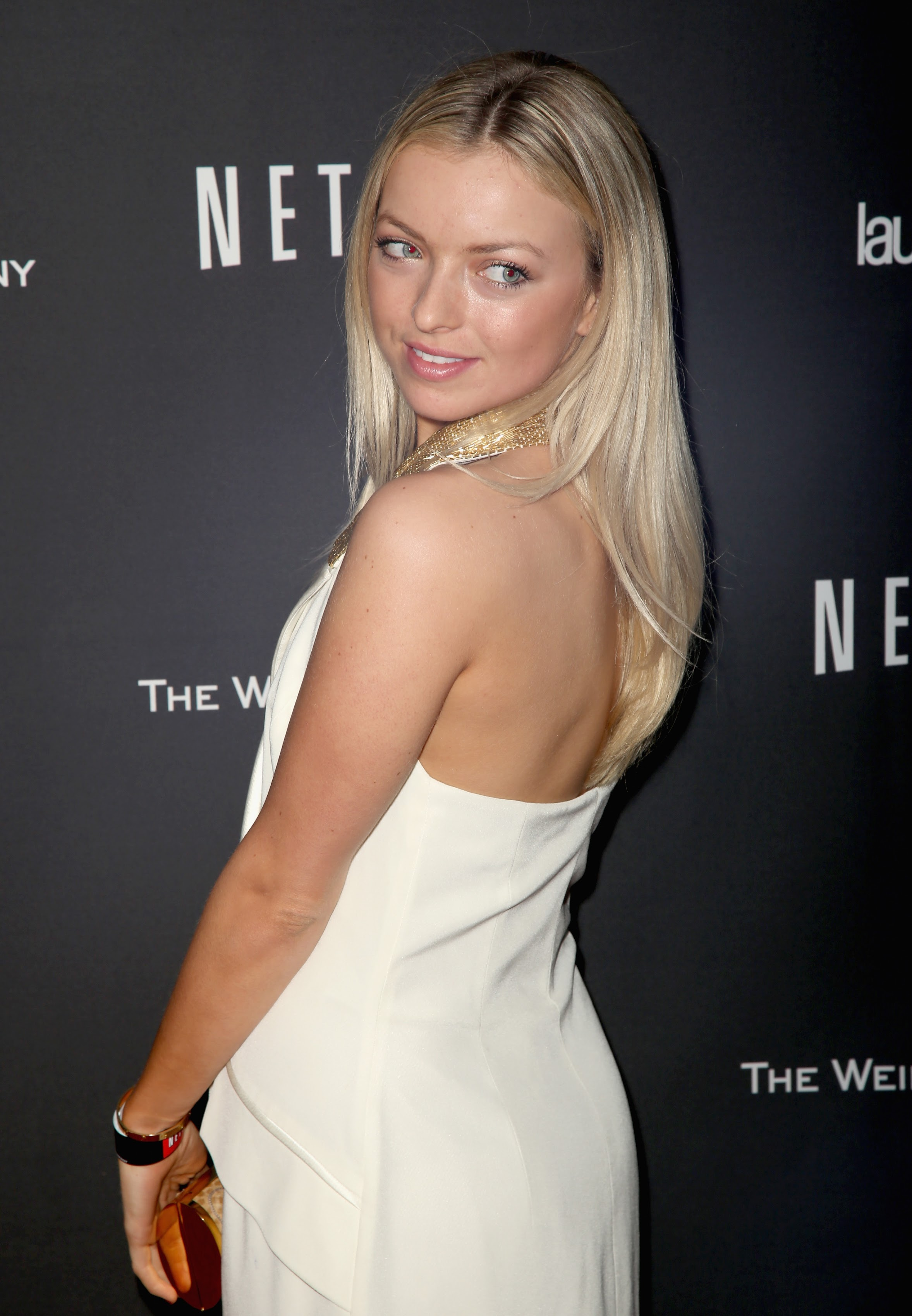 Francesca Fisher Eastwood Topless. Leaked