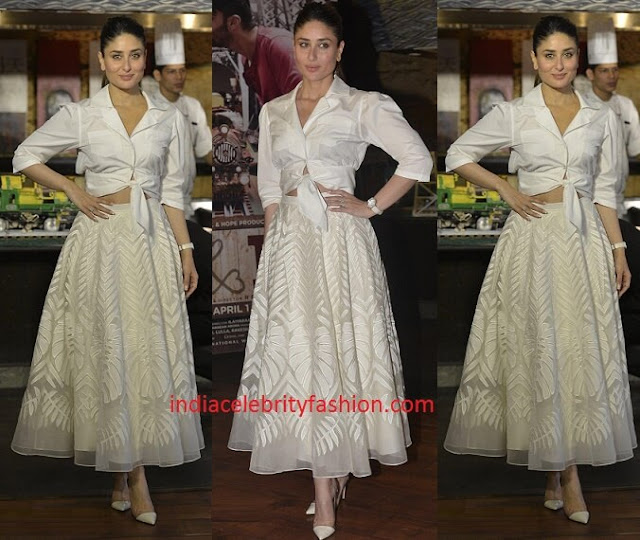 Kareena Kapoor in Temperley London
