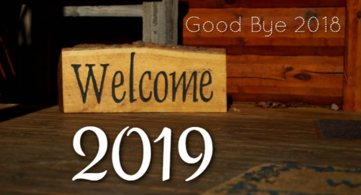 Goodbye 2018 Hello 2019 Images, Quotes, Wishes & Messages